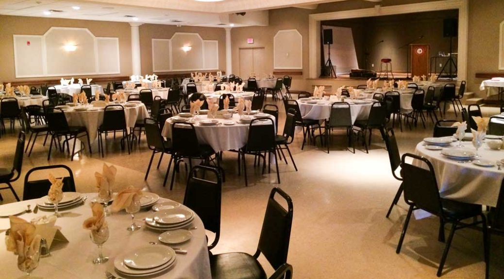 Italian Hall Fort Erie rental