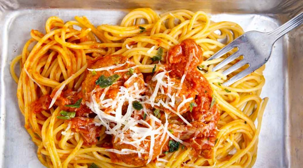 Fort Erie Italo Canadian Club Takeout Pasta Thursday